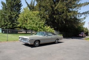 1967 Mercury Marques (ID) – $8,500