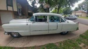 1955 Cadillac Series 62 (MO) – $14,900 NEG