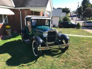 1928 Ford Model A (WV) – $17,000