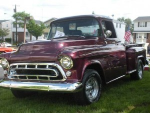 1957 Chevrolet Custom Pickup (PA) – $37,900 NEG