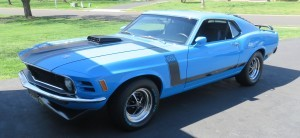 1970 Ford Mustang (NJ) – $46,000