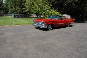 1959 Chrysler Imperial (ID) – $47,000