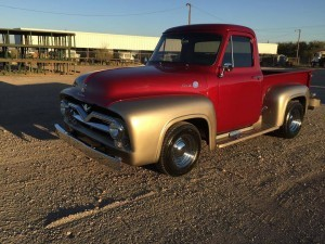 1954 Ford F100 Stepside Pickup (TX) – $37,500