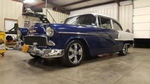 1955 Chevrolet Belair (TX) – $55,000