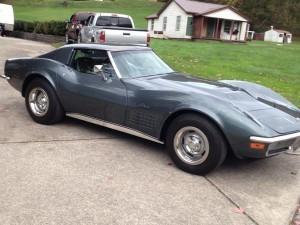 1969 Chevrolet Corvette (NY) – $33,900