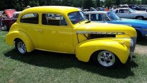 1940 Chevrolet Master 85 (PA) – $19,500