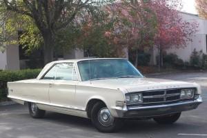 1965 Chrysler 300 (CA) – $14,995