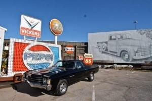 1972 Chevrolet El Camino (OK) – $10,000