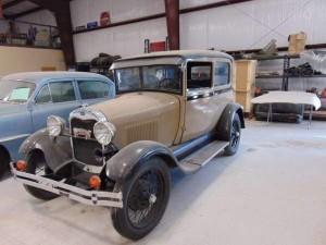 1929 Ford Model A (TX) – $18,000