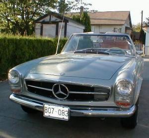 1968 Mercedes Benz 280SL (CANADA) – $150,000 NEG