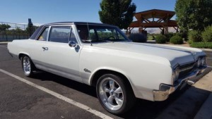 1965 Oldsmobile Cutlass Sport Coupe (CO) – $19,995 OBO