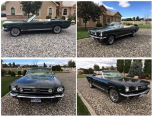1966 Ford Mustang GT (CO) – $36,000 NEG