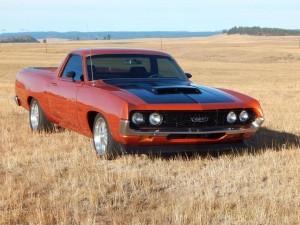 1971 RANCHERO GT-500 (WA) – $37,900 OBO