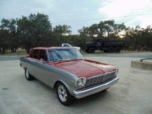 1964 Chevrolet II Nova Sedan (TX) – $24,500