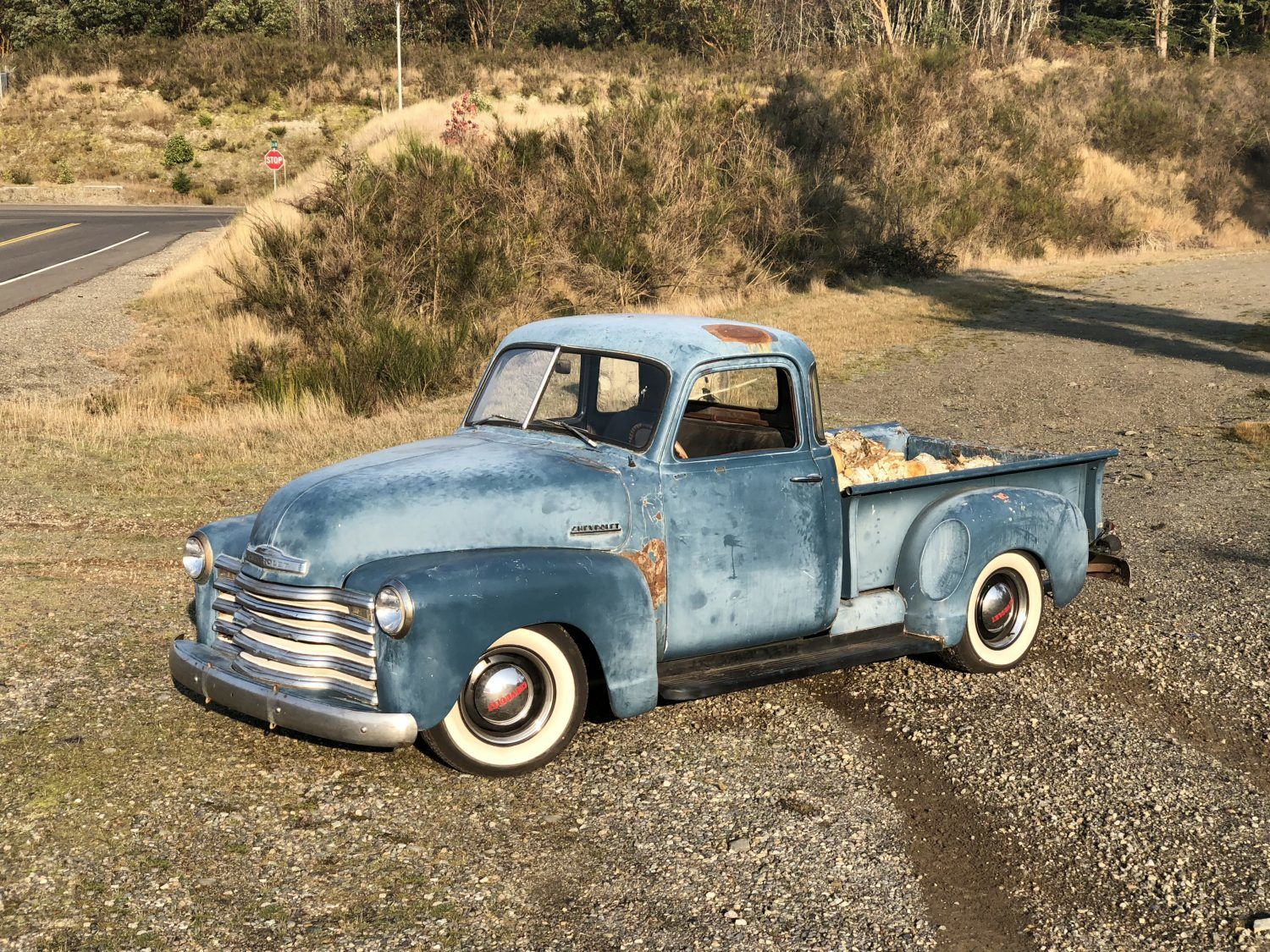 Project Rascal 53 Chevy 3100