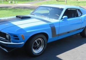 1965 Electric Ford Mustang coupe (OR) – $29,900