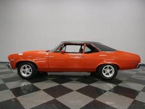 1972 Chevrolet Nova (VA) – $33,000 obo