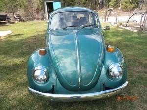 1970 Volkswagen Bug (ID) – $9,900 obo