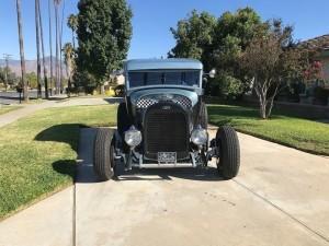 1929 Ford Tudor Sedan HOTROD (CA) – $23,900 obo