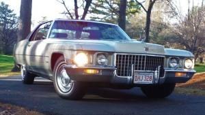 1971 Cadillac Coupe Deville (MA) – $11,900