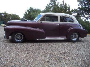1947 Chevrolet Custom Street Rod (NM) – $19,999 NEG