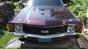 1968 Chevrolet El Camino SS (VA) – $24,500