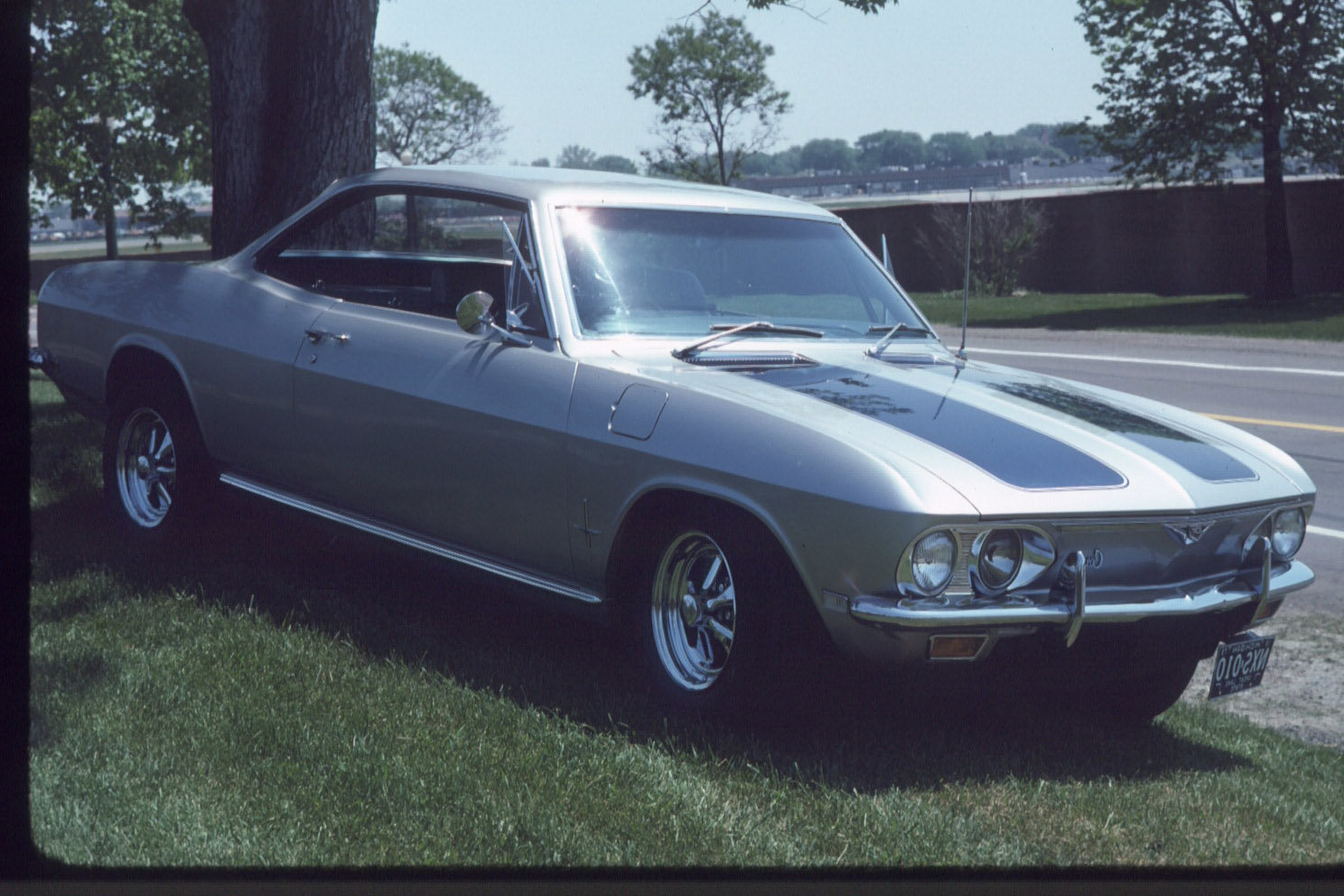 Larry's 1968 Mid-Engine Crown Corv-8 Corvair
