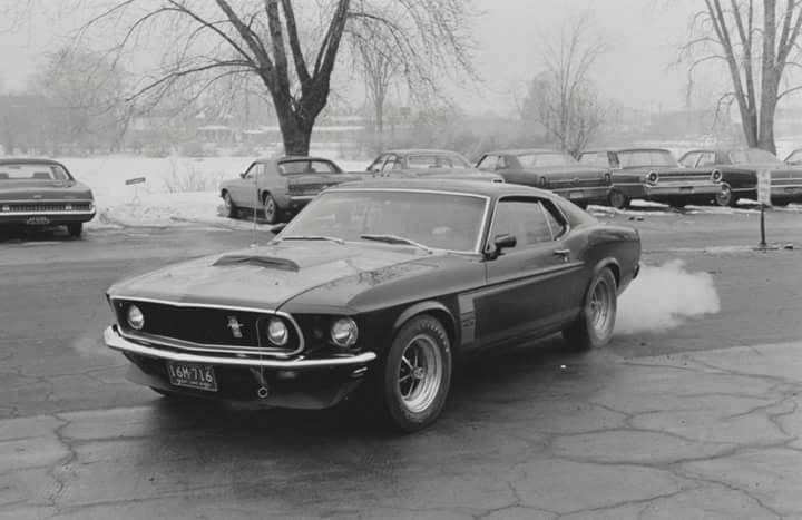 Larry's 1969 Boss 429 Mustang KK1205, an Improbable True Story!