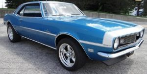 1968 Chevrolet Camaro (NJ) – $34,900