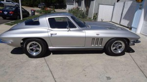 1966 Chevy Corvette coupe (OR) – $82,000
