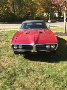 1967 Pontiac Firebird Convertible (CT) – $29,900 neg