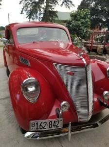 1947 Lincoln Zephyr sedan (WI) – $32,900