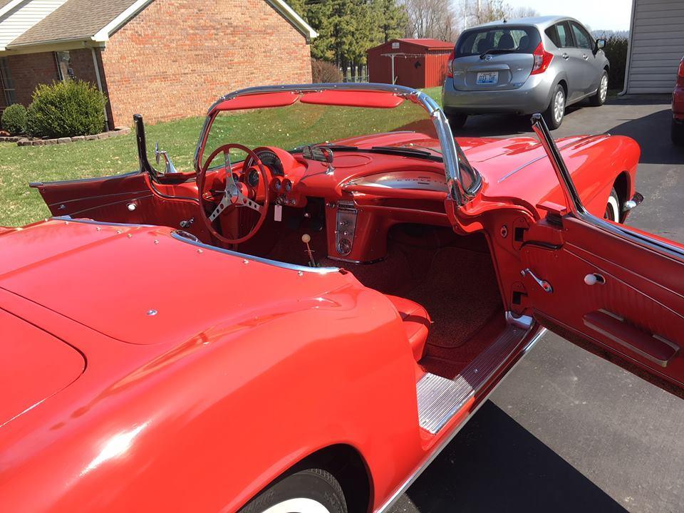 1962 Chevrolet Corvette $59,900 obo