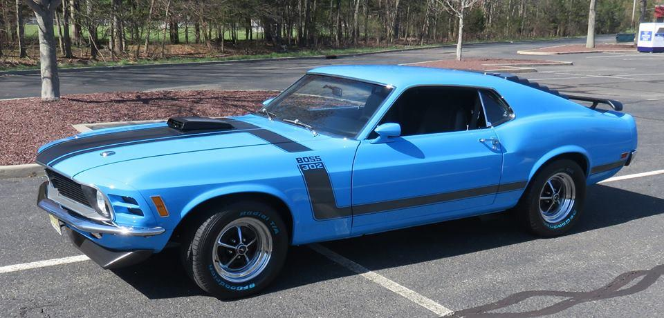 1970 Ford Mustang (NJ) – $44,000 (REDUCED!)