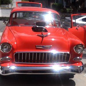 1955 Chevrolet 210 Wagon (CA) – $45,000 NEG