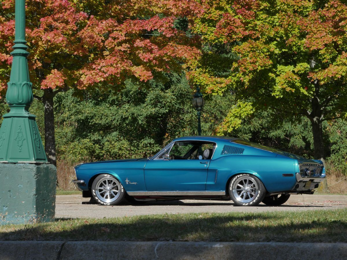 Sparta51 Mustang