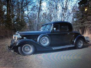 1933 Buick Series 50 Street Rod (MN) – $62,500