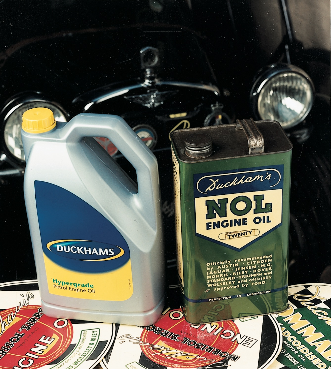 Multigrade oil would transform lubricants in Europe forever