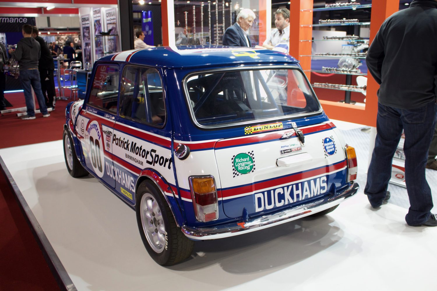 The invention of Duckhams Q20w-50 helped make the Mini possible