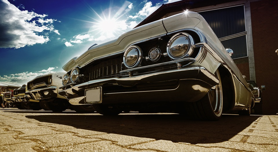 classic automotive photography