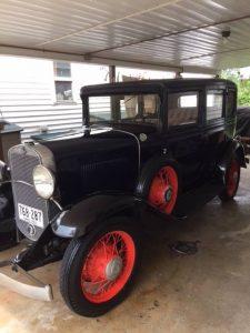 1931 Chevrolet Deluxe Touring Sedan (OH) – $18,900