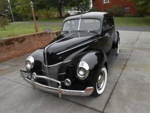 1940 Ford Opera Coupe (VA) – $39,900
