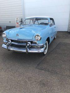 1951 Ford Victoria Coupe (CANADA) – $22,900