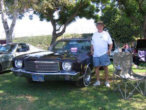 1970 Chevrolet Monte Carlo (CA) – $21,900