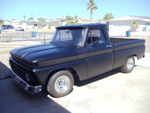 1964 Chevrolet C10 Shortbed Fleetside Pickup $22,900
