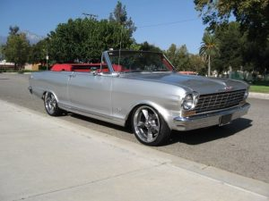 1962 Chevrolet Nova Convertible $39,900