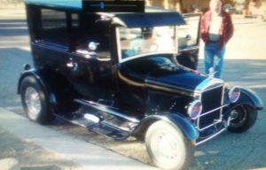 1927 Ford Model T Street Rod $42,500