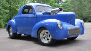 1941 Willys Coupe Steet Rod $52,000 negotiable