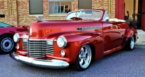 1941 Cadillac Series 62 Convertible $83,900 negotiable