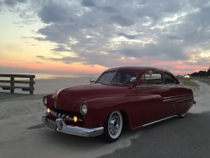 1949 Mercury 9CM Coupe Street Rod $44,900